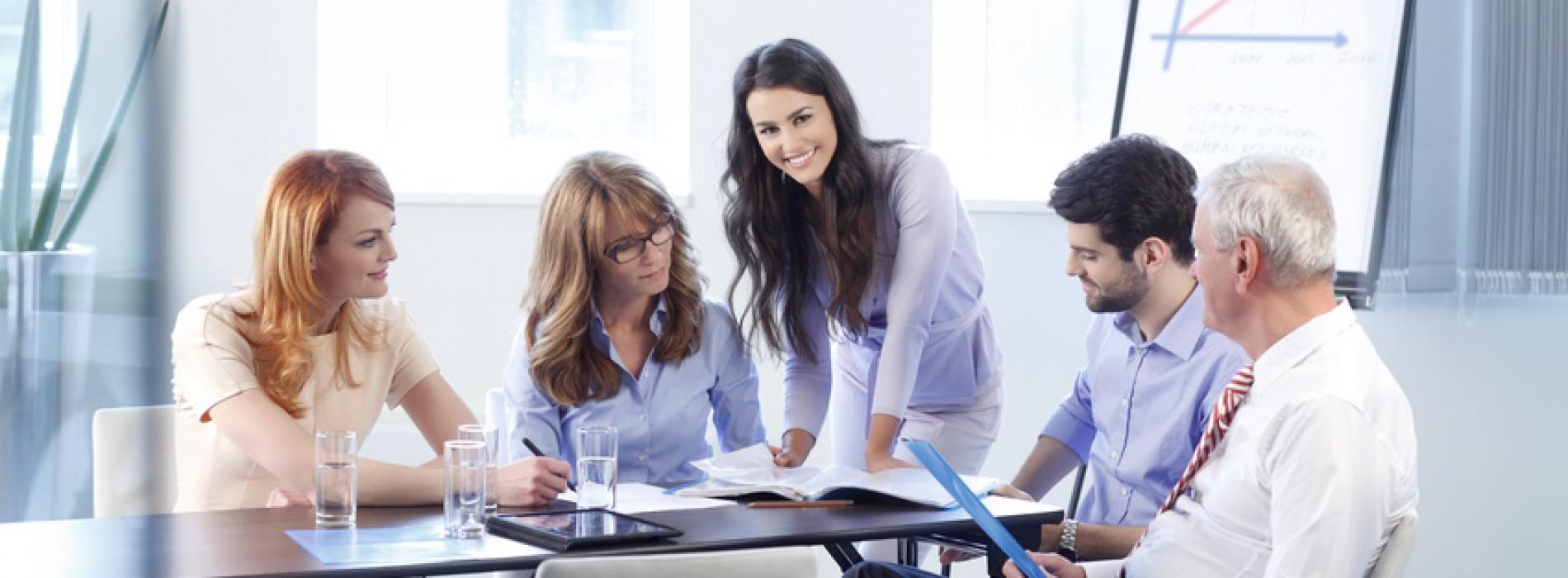 Small-talk w relacjach zawodowych