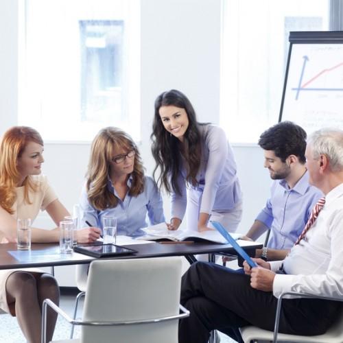 Kobiety wciąż mniejszością w kadrze zarządzającej