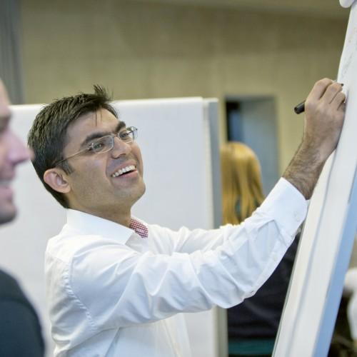 """""""Zintegrowane Podejście AFC"""" —milowy krok w studiach MBA"""
