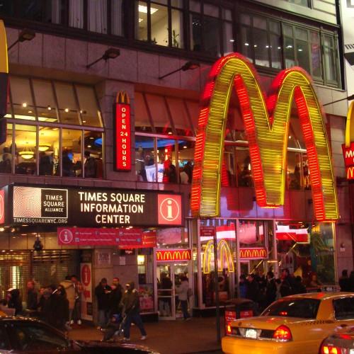 Czy wiesz, że McDonald's ma swoją normą jakościową – SQMS?